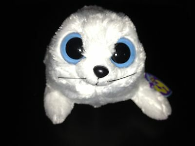 "6"" TY Beanie Boo Iceberg The Seal *RETIRED*"