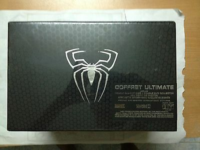 Spider Man 3 (Bluray) Limited Collector Edition Box Set - Zone France