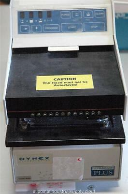 Dynex Technologies Ultrawash Plus Microplate Washer Digital Controls
