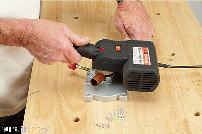 """2"""" Cut Off Saw Benchtop Miter Accurate Precise Cuts Metal Wood Gunsmith Hobbyist"""