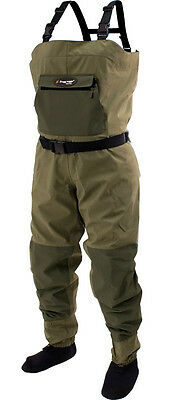 ****FREE SHIPPING**** Women's Frogg Toggs® Hellbender™ Stockingfoot Chest Waders