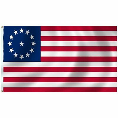 3x5 Historical Cowpens USA 1776 Flag 3'x5' Banner Brass Grommets fade resistant