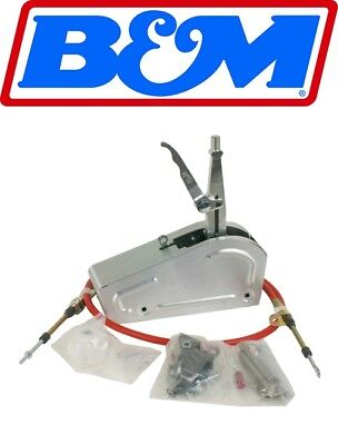 B&M 80704 Pro Stick Race Shifter 1962 to 1973 GM 2 3 4 Speed Powerglide Trans.