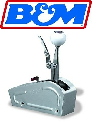 B&M 80706 Pro Stick Race Shifter w/ or w/o CO2 Shift - Powerglide 2, 3, 4 Speed