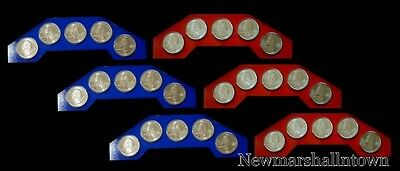 2012 2013 2014 P+D America the Beautiful National Park Mint Set ~ No S Proof