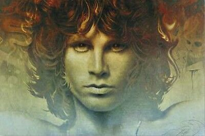 Spirit of Jim Morrison [POSTER] The Doors Band Lead Singer 61x91cm Maxi NEW #298