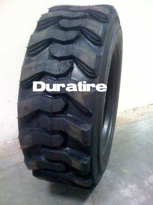 10x16.5 10 ply SKID STEER LOADER TIRE, 10-16.5 - 1 Tire