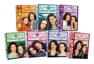 Gilmore Girls Complete Series Season 1 2 3 4 5 6 7 Box / DVD Set(s) NEW!