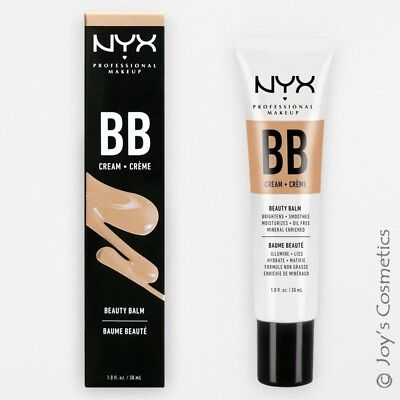"""1 NYX BB Cream """"BBCR03 - Golden"""" (Oil Free & Mineral Enriched) *Joy's cosmetics*"""