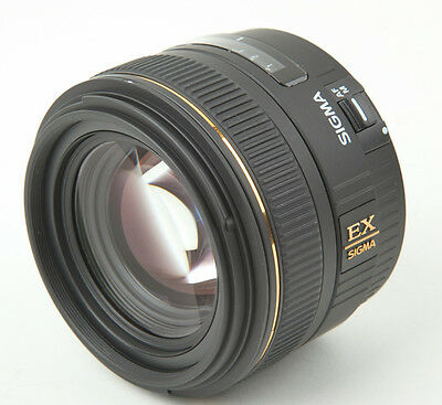 Sigma 30mm F1.4 EX DC HSM Lens for Canon - Free Express Ship