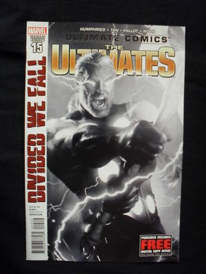 Ultimate Comics: The Ultimates #15 2Nd Ptg (Marvel)