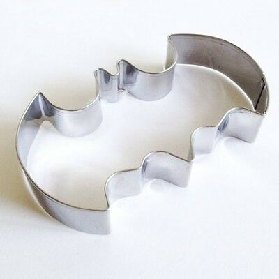 "4"" Batman movie comics party biscuit baking cookie cutter USA SELLER"