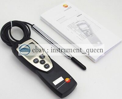 testo 425 (0560 4251)  Compact Thermal Anemometer 0 to +20 m/s !!NEW!!