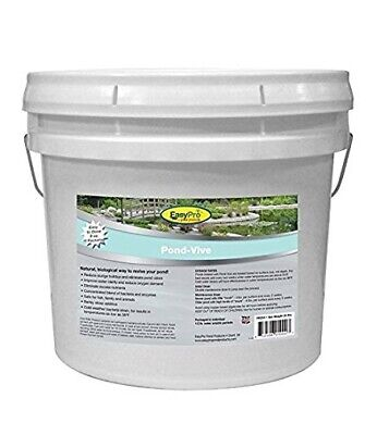 Pond Vive-beneficial bacteria 25 lbs-water-lake algae control-fish safe-enzymes