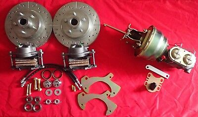 1965-1968 Ford Galaxie Front Disc Brake Conversion