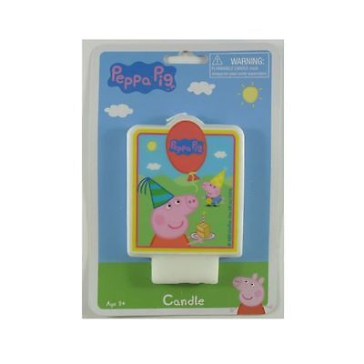 Peppa Pig Party Supplies Cake Decorating Molded Candle Decorations Australia
