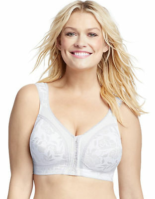 10e9619343aef Playtex 18 Hour Women s Easier On Front Close Wirefree Bra with Flex Back.  4695