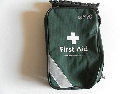 St John Ambulance Universal First Aid Kit - Zenith Pouch