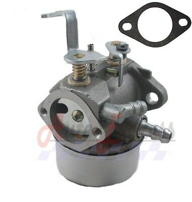 CARBURETOR FOR TECUMSEH 640260 HM80 HM90 HM100 with FREE GASKET NEW 640260A