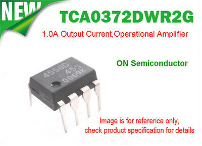 1.0A Output Current, Dual Power Operational Amplifier - 10pcs/Lot