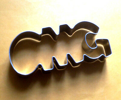 Special Funny cookie cutter OMG Words Biscuit Pastry Baking Steel mold