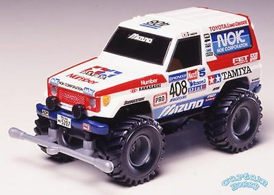 Tamiya 19013 Mini 4WD Toyota Land Cruiser '90 1/32 TAM19013