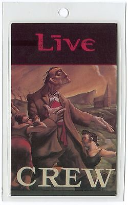 LIVE 1994 Throwing Copper Tour Laminate Backstage Pass!!! Original concert stage