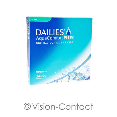 Alcon - Dailies AquaComfort Plus toric - 90er Box