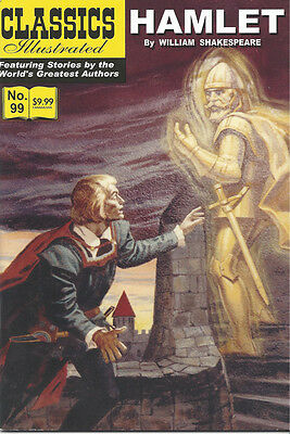 Modern Classics Illustrated Canadian Issue Hamlet