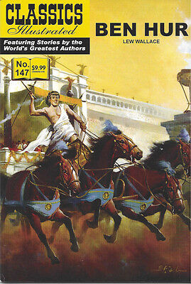Modern Classics Illustrated Canadian Issue Ben Hur