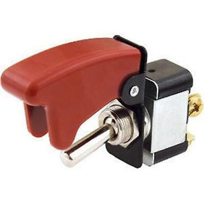 Toggle Switch with Flip Cover Quickcar Ignition Panel QRP 50-520