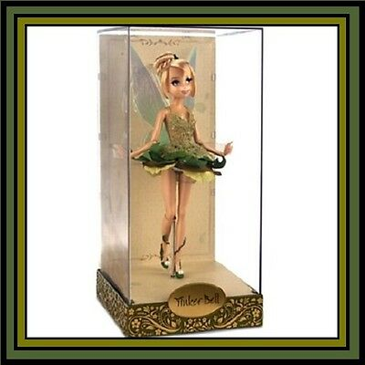 Disney Store Tinker Bell Designer Doll Limited Edition Collector Fairies Zarina