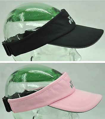 Yonex Sports / Tennis Cap Visor - W-441 - Black Or Pink