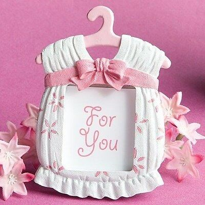 30 Cute Baby Girl Photo Frame Shower Gift Favors
