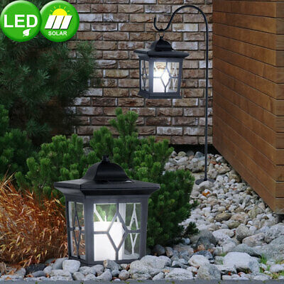 led laterne kerze flackernd au en leuchte deko metall windlicht gartenlampe eur 9 99 picclick de. Black Bedroom Furniture Sets. Home Design Ideas