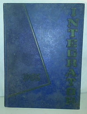 1955 US Air Force USAF Institute of Technology INTEGRATOR Yearbook