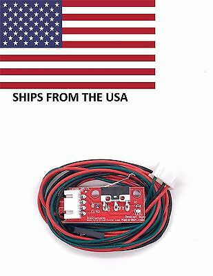 End Stop Mechanical Limit Switch W/ LED and wire for 3D Printers RepRap endstop