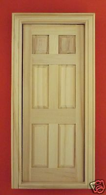 Dollhouse 6-Panel Interior Door by Houseworks