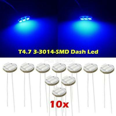 10x LED LIGHT KIT Instrument Cluster Repair For 03 04 05 06 Chevy Upgrade Blue