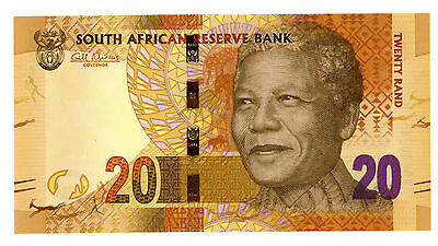 South Africa.....P-134.....20 Rand.....ND(2012).....*UNC*