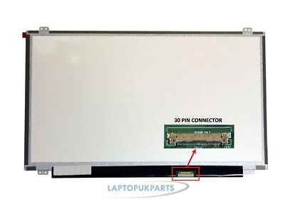 """Toshiba Satellite L50-C-22L Replacement Laptop Screen 15.6"""" LED LCD Display New"""