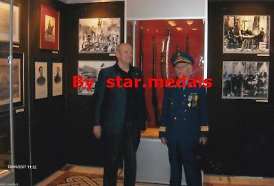 Rare Romania military photo from Romanian Air forces officer, veteran from ww2