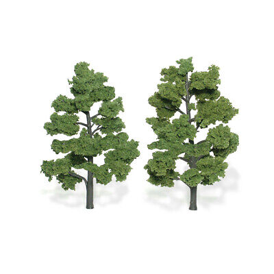NEW Woodland Scenics Assembled Tree Light Green 7  TR1515