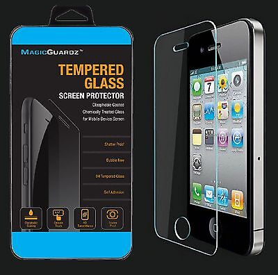 20x Wholesale Lot of 20 Tempered Glass Film Screen Protector for iPhone 4 4S