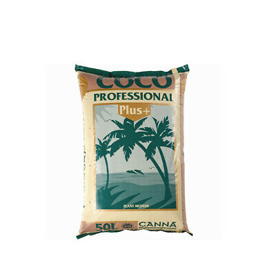 Canna Coco Professional Plus+ - 50L Bag | RHP Certified