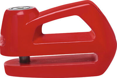 ABUS MOTORCYCLE SECURITY ELEMENT 290 RED DISC LOCK 9.5mm [55969 3]