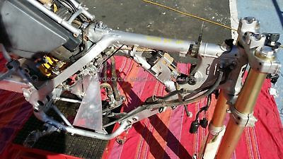 Complianced Frame Chassis off a Honda XR250L XR 250 L 2007