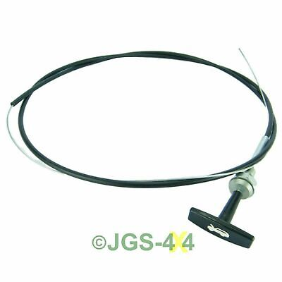 Land Rover Discovery 1 Bonnet Release Cable - ALR7062