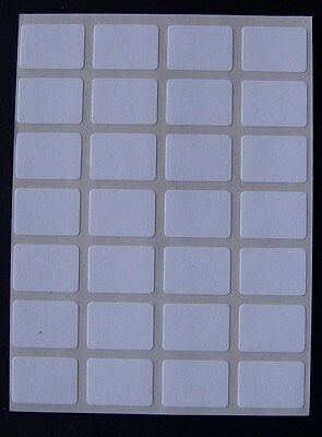 "200 All Purpose Removable Adhesive Price Labels Tags Stickers Square 5/8""x7/8"""