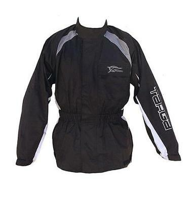 Targa Pro-Dri Waterproof Motorcycle Unlined Rain Nylon Over Jacket - Sale
